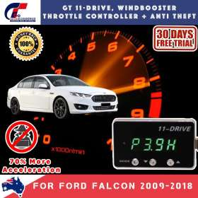 best price Ford Falcon 2009-2018 GT Wind Booster Anti Theft