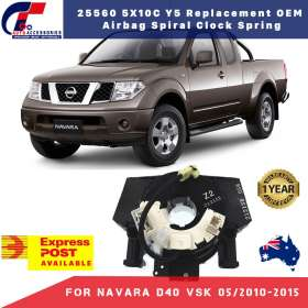 best price 25560 5X10C Y5 NISSAN NAVARA D40