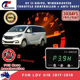 best price New LDV G10 2017-2018 Throttle Controller Windbooster