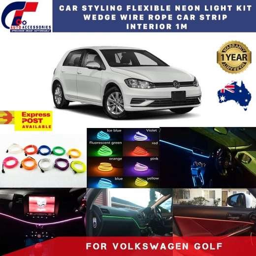 best price Volkswagen Golf Styling Flex Neon Light Car Strip Interior 1M