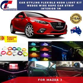 car interior light strips