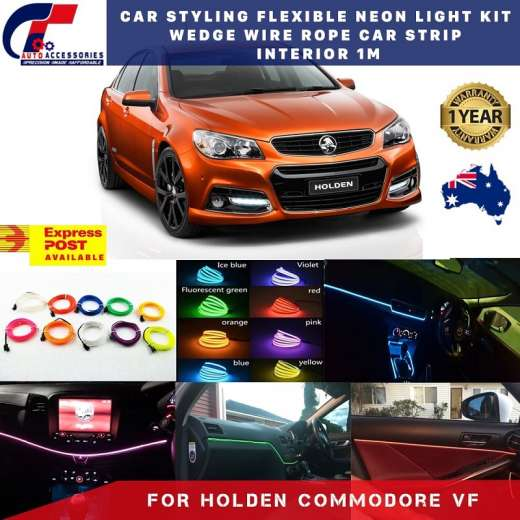 best price Car Styling Flexible Neon Light Kit