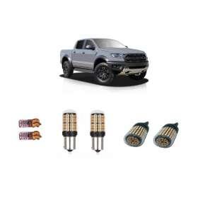 Ford Ranger Raptor 18-19 6Pc Front Rear Indicator LED Conversion Kit